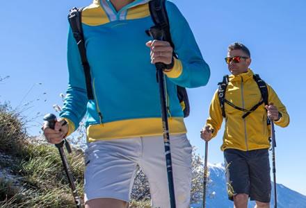 Accessori da montagna ed escursionismo