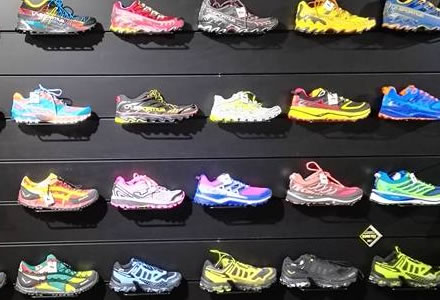Scarpe trail running