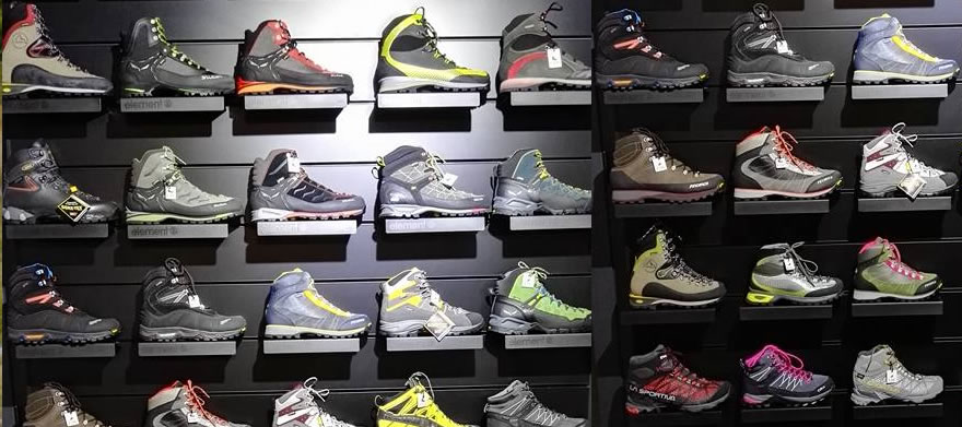 nike scarpe trekking