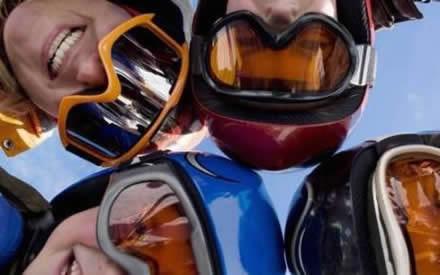 Maschere snowboard