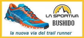 La Sportiva Bushido Scarpe Trail Running