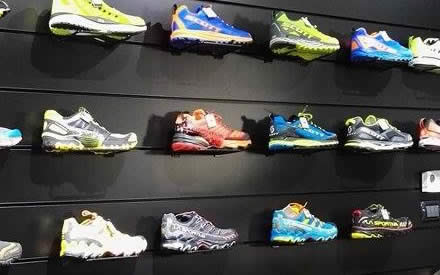 Scarpe da trail running