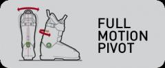 Full motion pivot - Nordica Dobermann gp 130